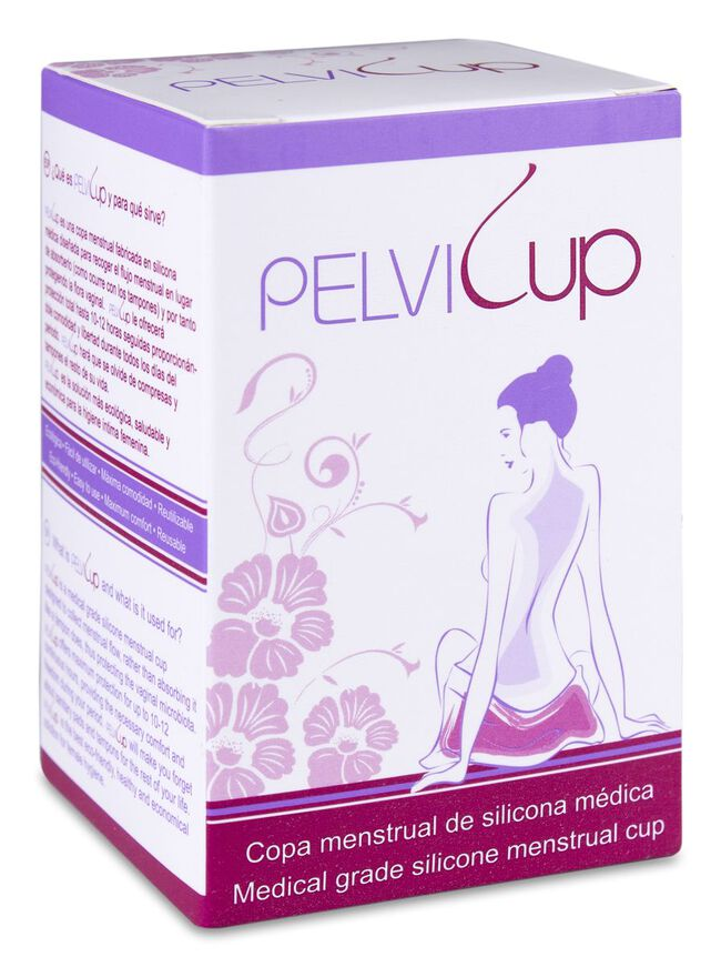 Pelvimax Pelvicup Copa Menstrual Talla S, 1 Ud