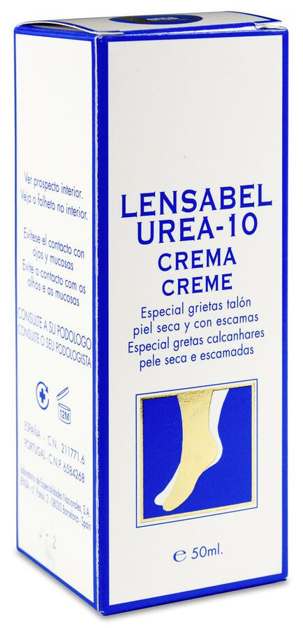Lensabel H10 Crema, 50 ml