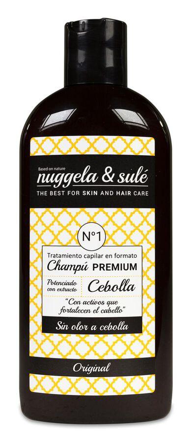 Nuggela & Sulé Champú Cebolla, 250 ml