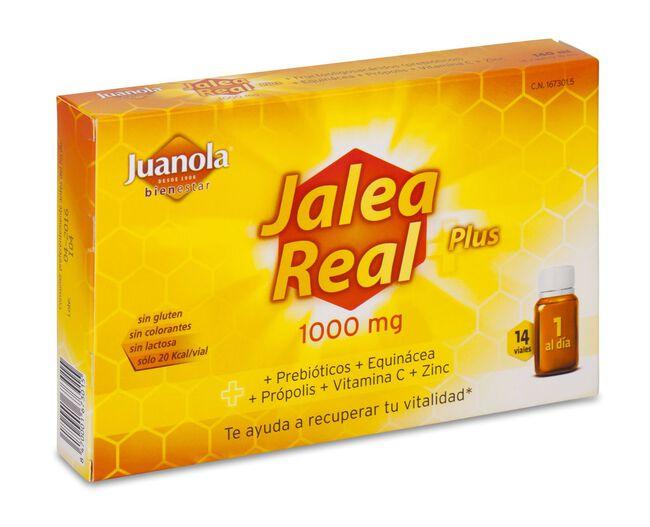 Juanola Jalea Real Plus, 14 Viales
