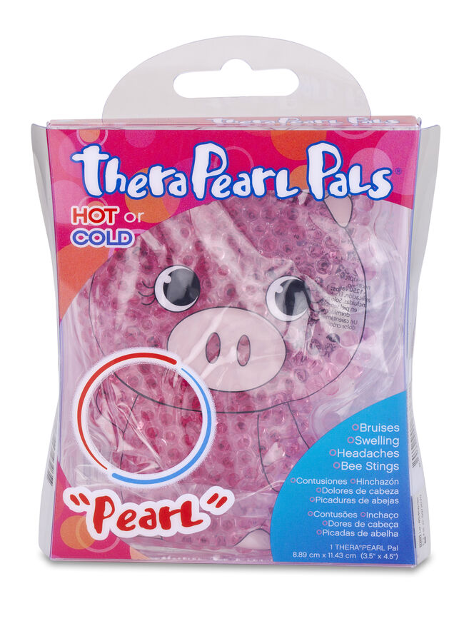 Bausch & Lomb TheraPearl Pals Hot & Cold Pig Niños, 1 ud