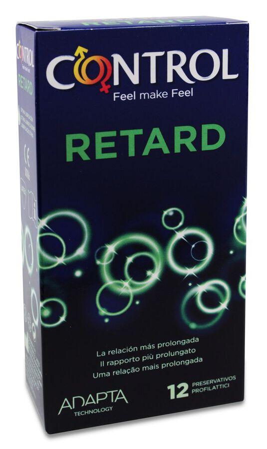 Control Retard, 12 Uds