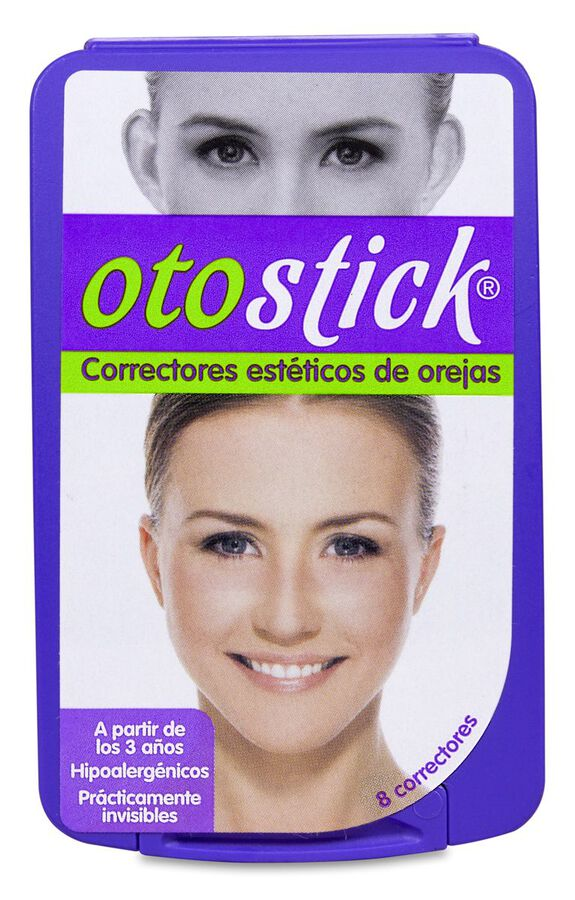 Otostick Corrector de Orejas, 8 Uds