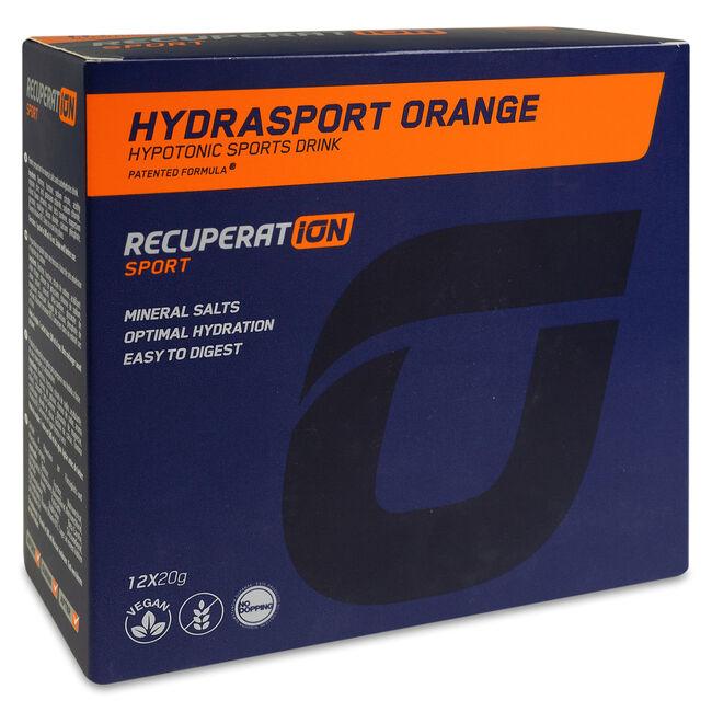 Recuperat Ion Hydrasport Naranja, 12 Sobres