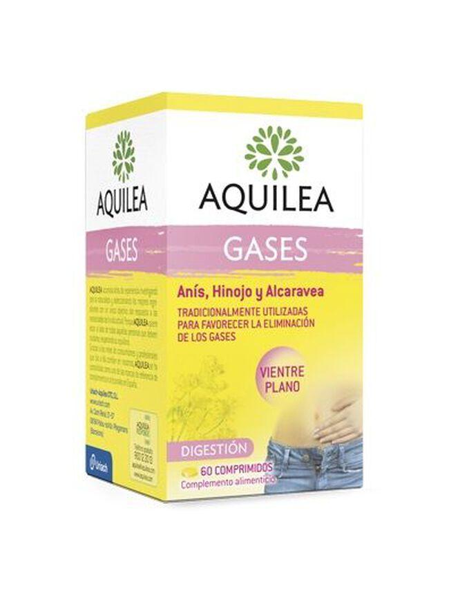 Aquilea Gases Comprimidos, 60 Comprimidos