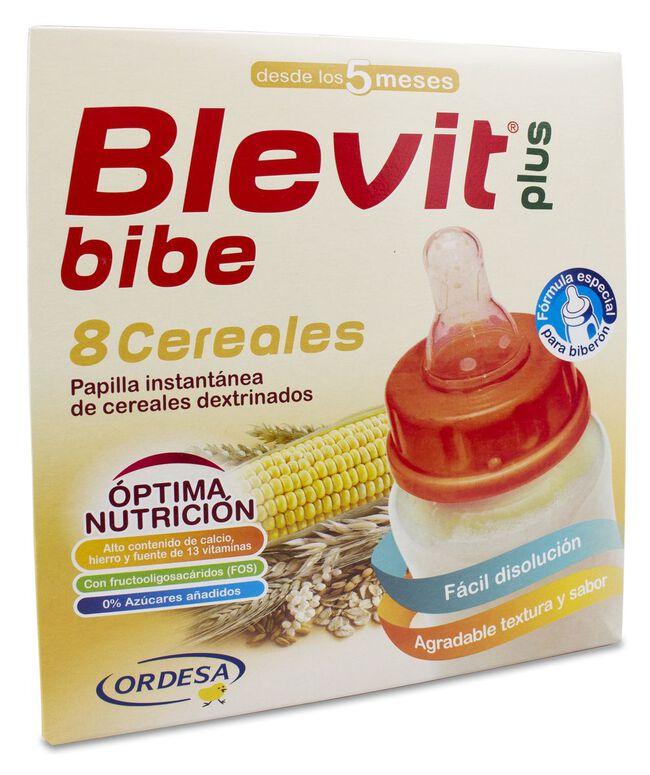 Blevit Plus Bibe 8 Cereales, 600 g