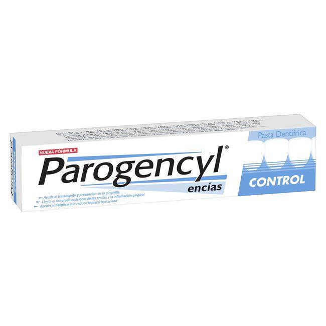 Parogencyl Control Pasta Dental, 75 ml