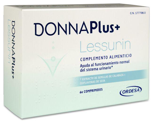 DonnaPlus+ Lessurin, 60 Comprimidos