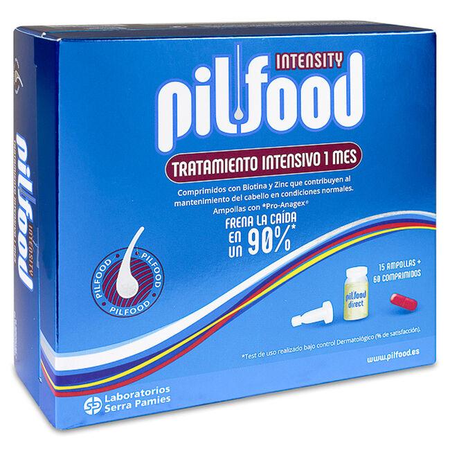 Pilfood Intensity Tratamiento Intensivo de 1 Mes