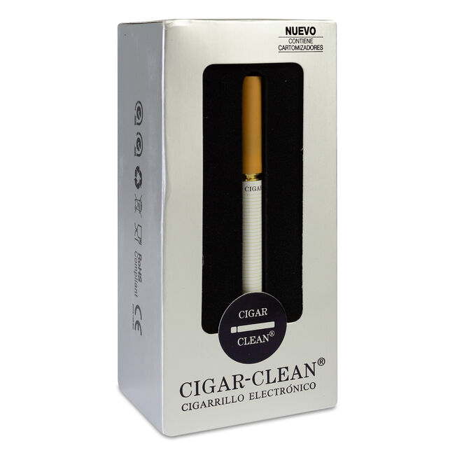 Cigar Clean Cigarrillo Electrónico 210, 1 ud