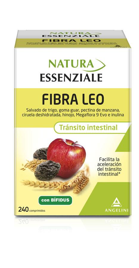 Angelini Fibraleo con Probióticos y Prebióticos, 180 Comprimidos