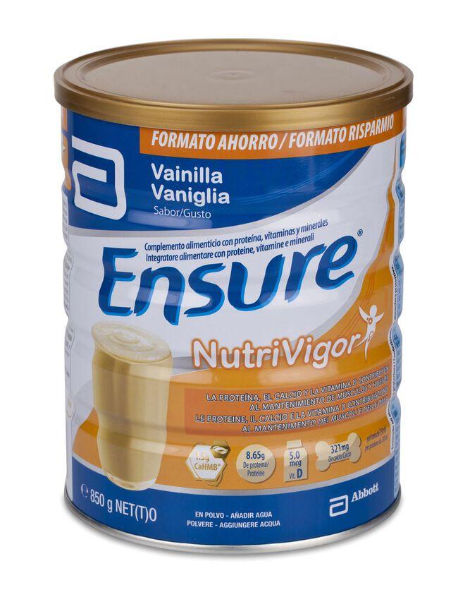Ensure Nutrivigor Vainilla, 850 g