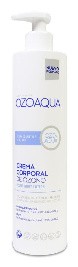 Ozoaqua Crema Corporal de Ozono, 500 ml