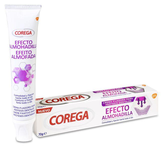 Corega Efecto Almohadilla, 70 g