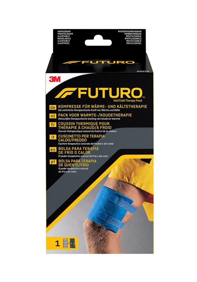 Futuro Bolsa Reutilizable para Terapia Frío/Calor, 1 Unidad