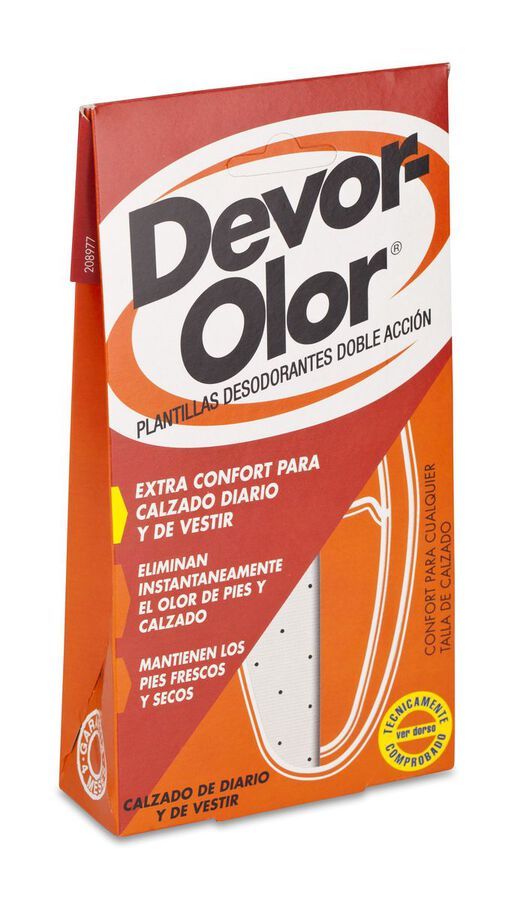 Devor-Olor Plantilla, 1 Par