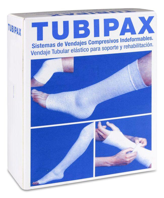 Tubipax Venda Elástica Tubular para Pierna y Muslo Talla Pequeña, 1 Ud