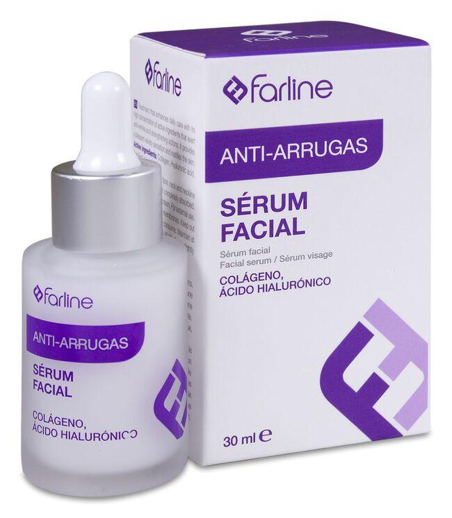 Farline Serum Colágeno y Ácido Hialurónico, 30 ml