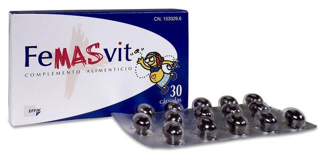 Femasvit, 30 Cápsulas