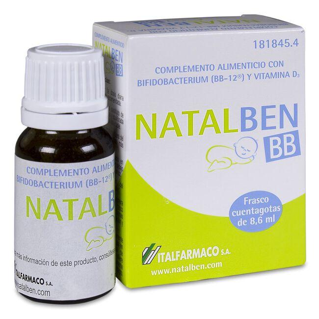 Natalben BB Frasco, 8,6 ml
