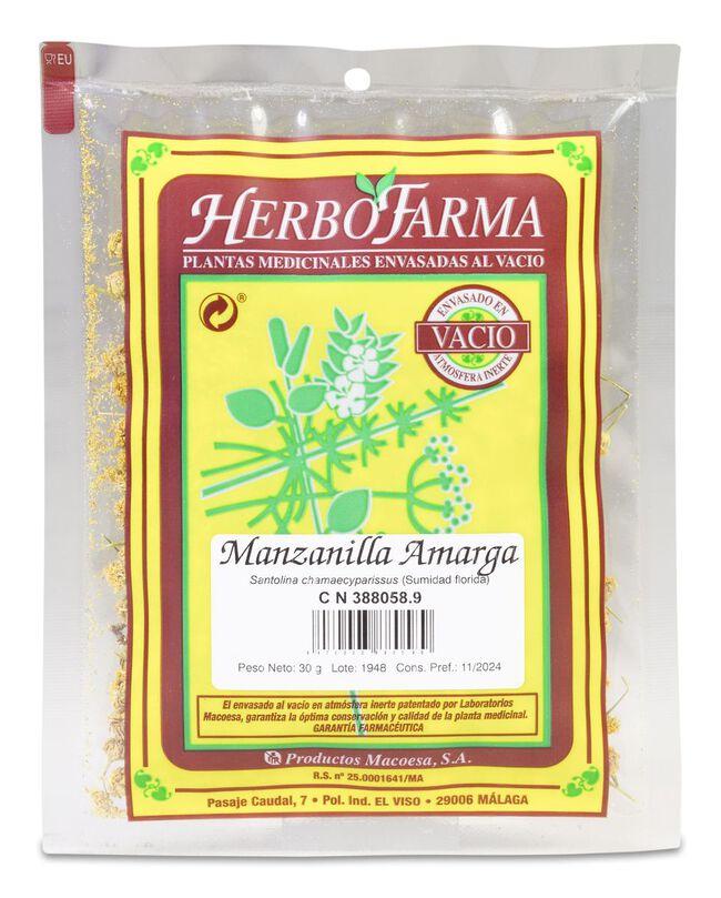 Herbofarma Manzanilla Amarga, 30 g