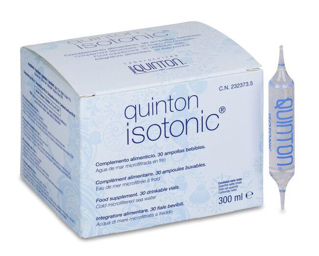 Quinton Isotonic, 30 Uds