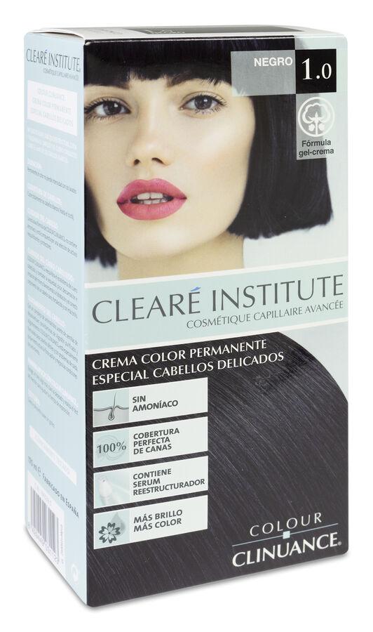 Clearé Institute Tinte Clinuance Negro 1.0