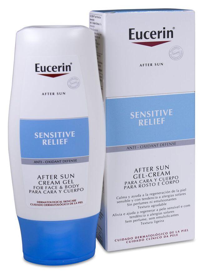 Eucerin Allergy Protection After Sun Crema-Gel, 150 ml