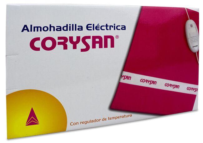 Corysan Almohadilla Eléctrica Confort Deluxe, 1 Ud