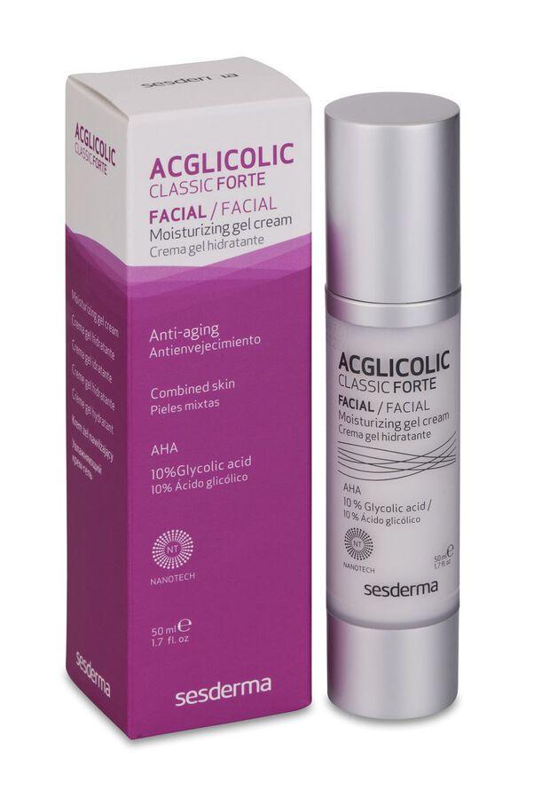 Sesderma Acglicolic Classic Forte Crema Gel, 50 ml