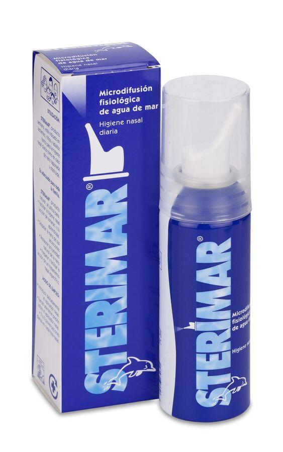 Stérimar Limpieza Nasal Agua de Mar Uso Diario, 100 ml