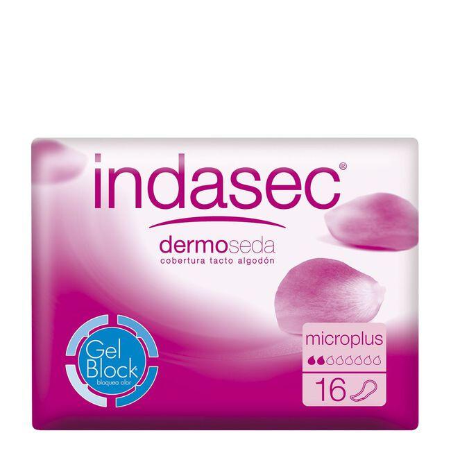 Indasec Dermoseda Microplus, 16 Uds