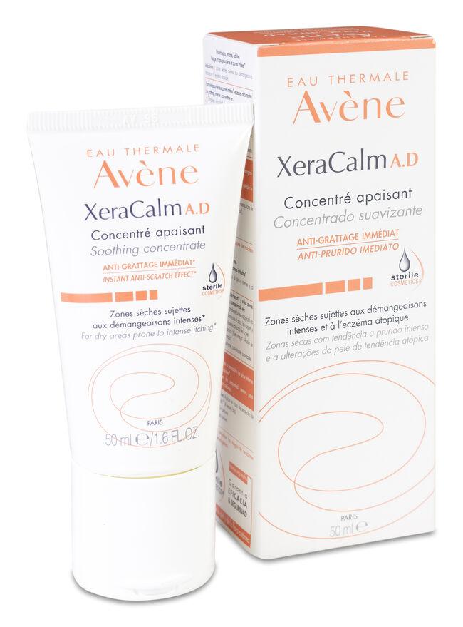Avène XeraCalm A.D. Concentrado Calmante, 50 ml