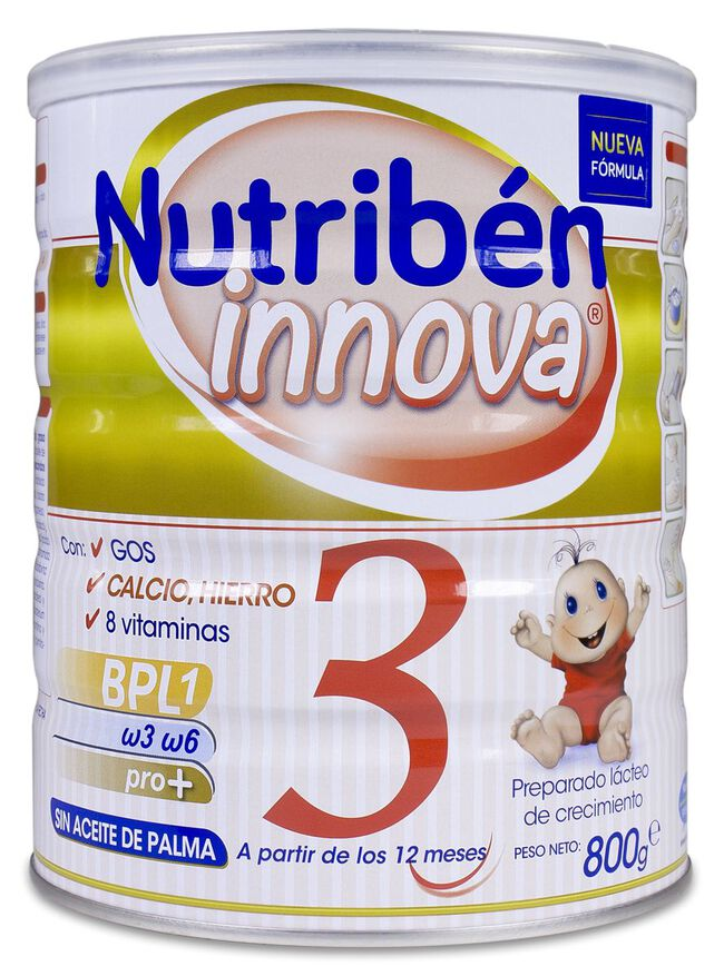 Nutribén Innova 3, 800 g