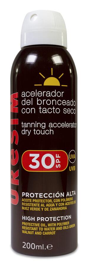 Uresim Acelerador del Bronceado SPF30, 200 ml