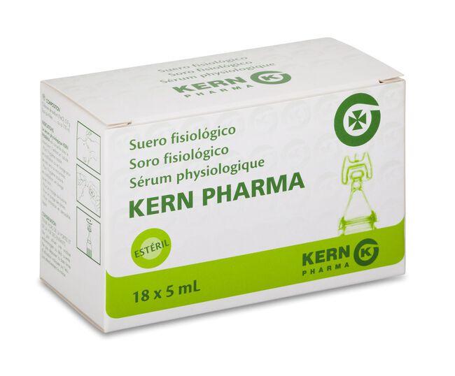 Suero Fisiológico Kern, 5 ml
