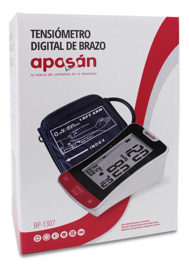 Aposán Tensiómetro Digital de Brazo, 1 Ud
