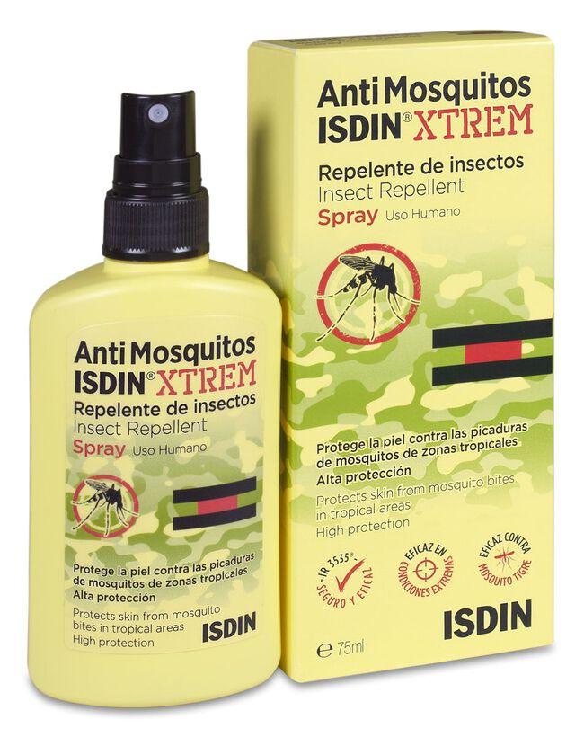 Isdin Xtrem Antimosquitos, 75 ml
