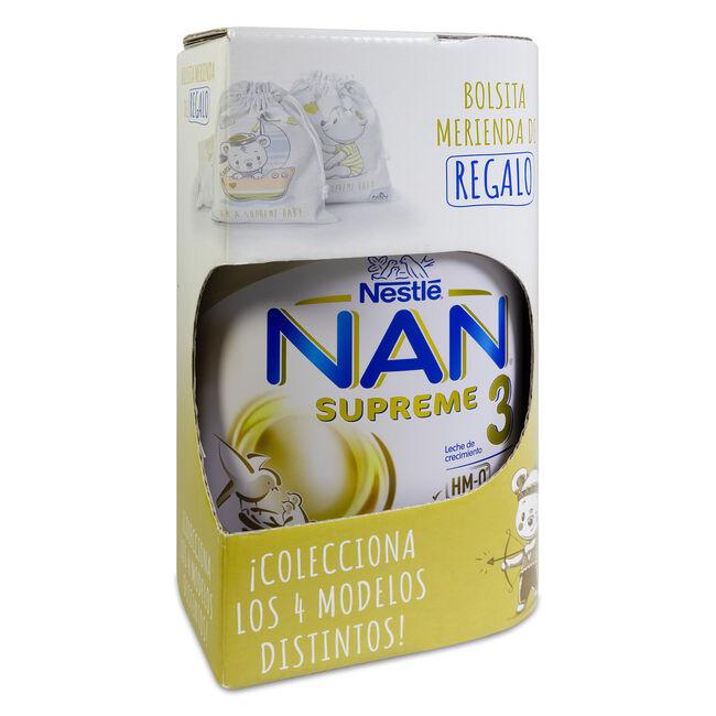 NAN SUPREME 3 + Bolsa Merienda, 600 g
