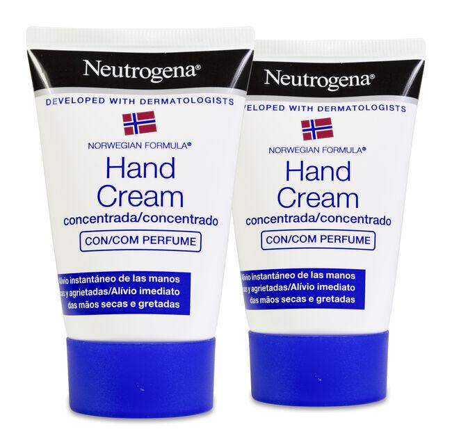 Pack Neutrogena Crema de Manos Concentrada, 2 x 50 ml