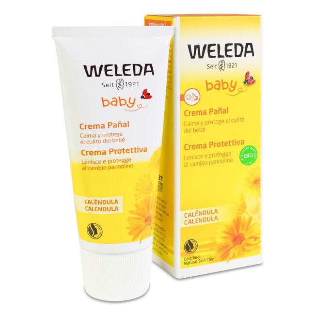Weleda Crema Pañal Caléndula, 75 ml