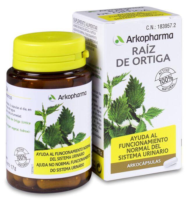 Arkopharma Arkocápsulas Raíz de Ortiga, 45 Cápsulas