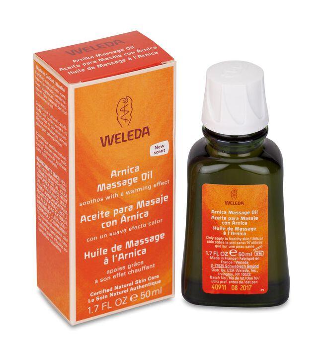 Weleda Aceite para Masaje con Árnica, 50 ml