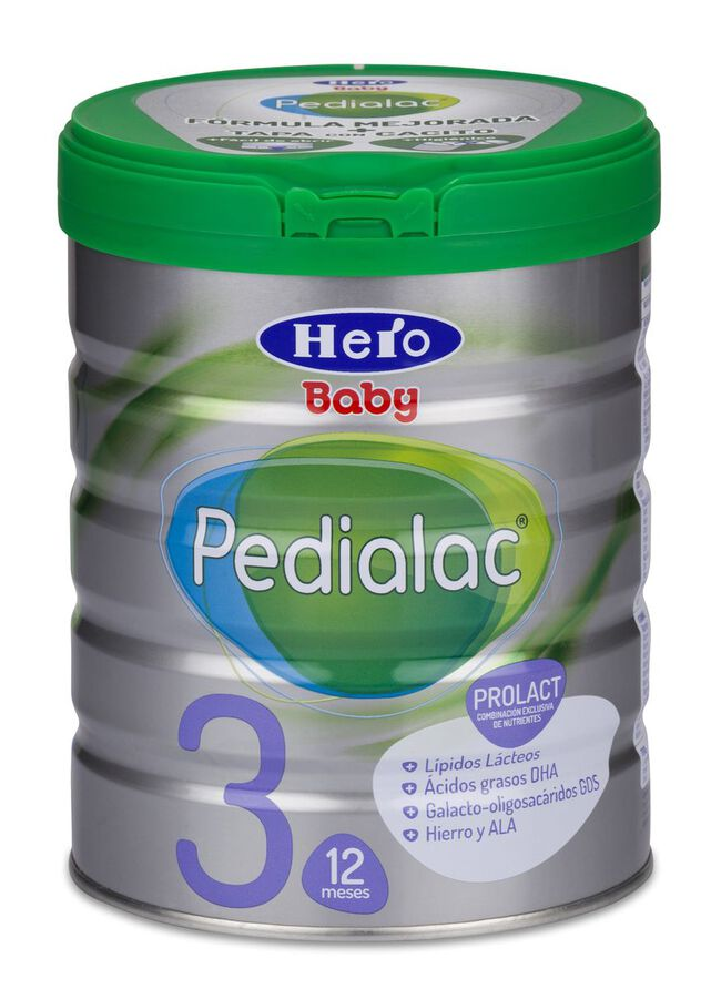 Hero Baby Pedialac 3, 800 g