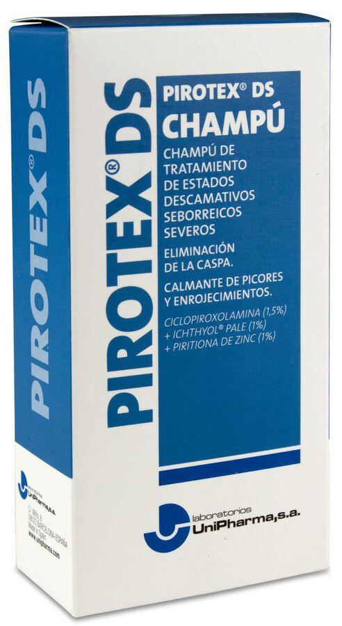 Pirotex DS Champú, 200 ml