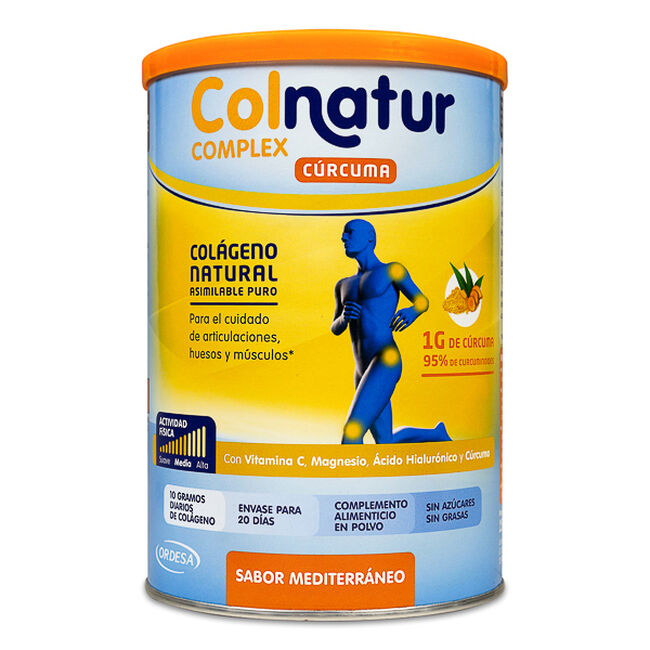 Colnatur Complex Cúrcuma, 250 g