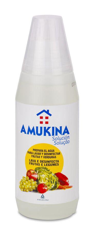 Amukina Solucion, 500 ml
