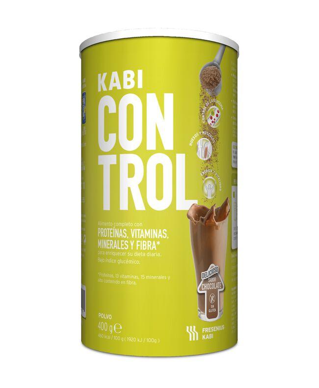 Kabi Control Sabor Chocolate, 400 g