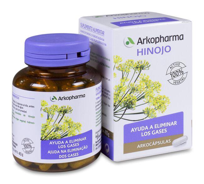 Arkopharma Arkocápsulas Hinojo, 84 Cápsulas