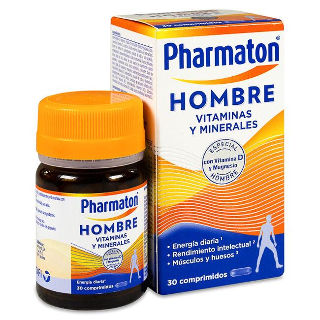Pharmaton Hombre, 30 Comprimidos